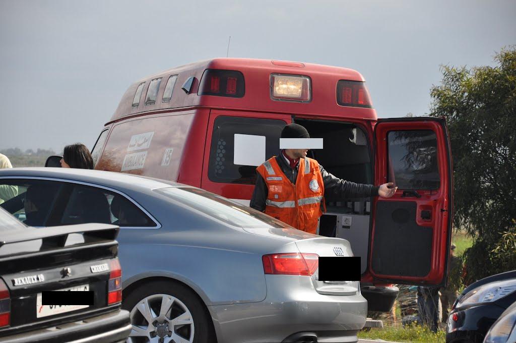 قتيل و40 جريحا في حادثة سير خطيرة على لطريق السيار بين الرباط والدار البيضاء