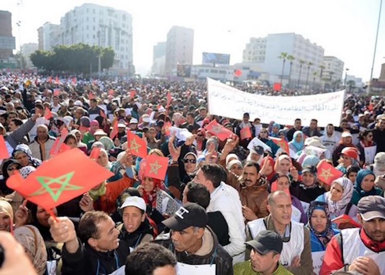 خوصصة التعليم العمومي تخرج النقابات للاحتجاج