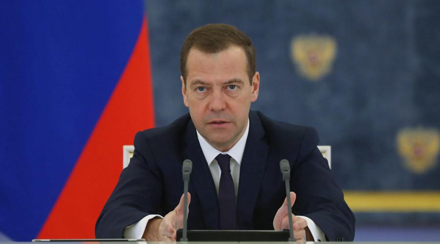 ميدفيديف يتهم تركيا بدعم داعش لأسباب اقتصادية