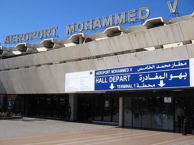 السلطات الأمنية بمطار محمد الخامس تبطل محاولة تلغيم طائرة بمادة شديدة الاشتعال