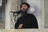 """""""داعش"""" يبث تسجيلا للبغدادي يتوعد التحالف الدولي"""