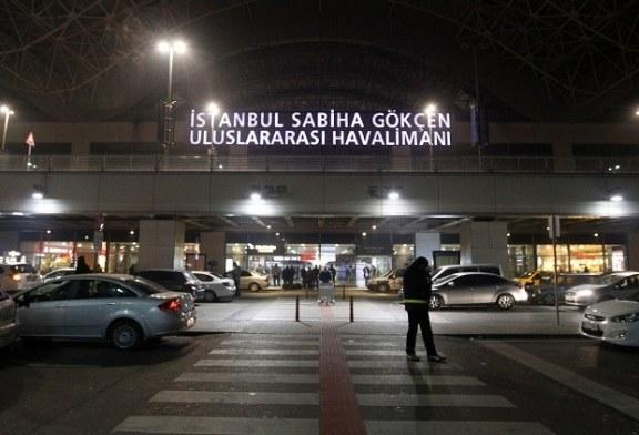 مقتل شخص في انفجار على متن طائرة ركاب تركية بمطار باسطنبول