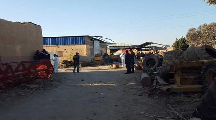 تفاصيل مقتل ثلاث مواطنين في انفجار بالفقيه بنصالح