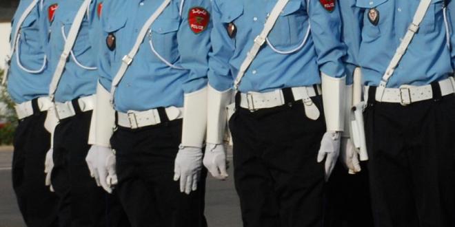 ألف شرطي تصل إلى طنجة قبيل الاحتفال برأس السنة