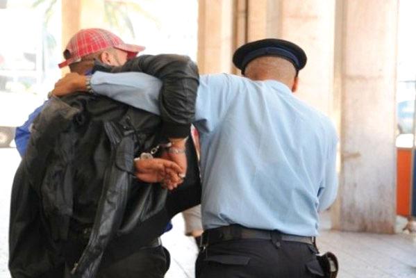 اعتقال المتهم بمحاولة ذبح جاره بعين السبع بالبيضاء إثر محاولة اغتصاب امرأة متزوجة