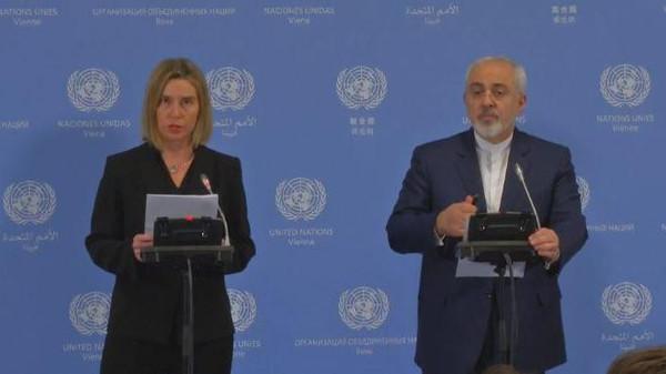 صورة الاتحاد الأوربي يعلن رفع العقوبات الاقتصادية على إيران تنفيدا للاتفاق النووي