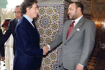 جاك لانغ: «الملك محمد السادس دعم معرض «الموسم المغربي» ماديا ومعنويا»