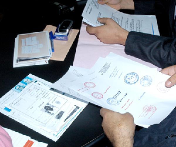 صورة فرار عون سلطة بمراكش متهم بإصدار شهادات عزوبة مزيفة