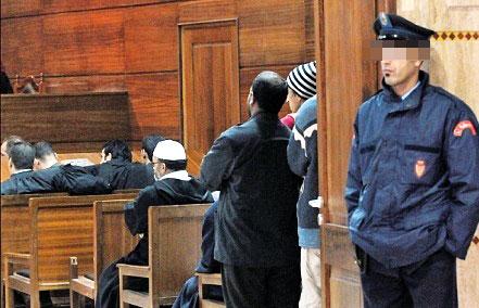 20 سنة سجنا للمتهمين بالسطو المسلح على بنك بمكناس