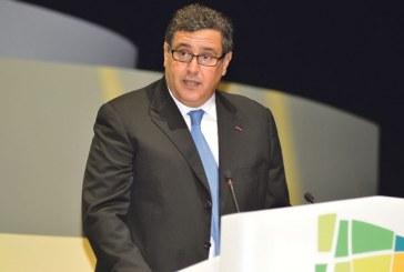 أخنوش يؤكد أن المغرب والاتحاد الأوربي يعملان من أجل تعزيز شراكتهما