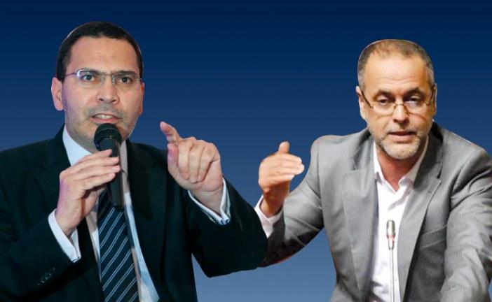 هكذا تواطأ البقالي والوزير الخلفي لإذلال الصحافيين