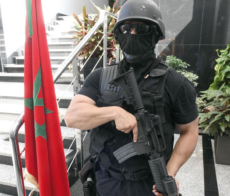 صورة هكذا جنب الـ«بسيج» المغرب عملية إرهابية خطيرة