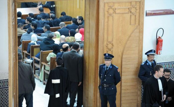 نائب عمدة مراكش و23 متهما آخرين يمثلون أمام غرفة الجنايات في ملف سوق الجملة من أجل اختلاس أموال عامة