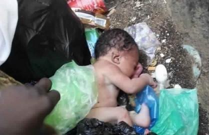 صورة العثور على جثة وسط النفايات بآسفي واعتقال بطلة الشريط الجنسي باليوسفية