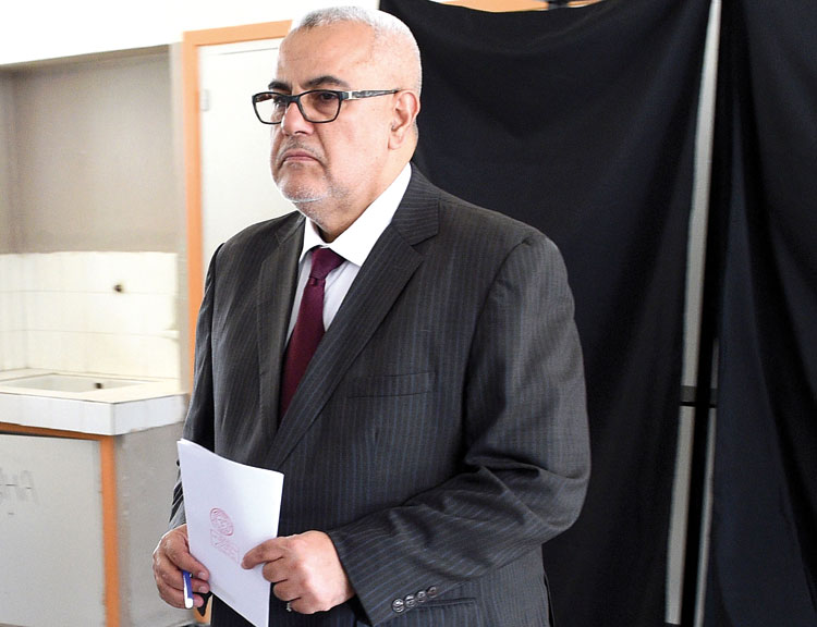 صورة بنكيران يشرع في مفاوضات تشكيل الحكومة المقبلة قبل إجراء الانتخابات