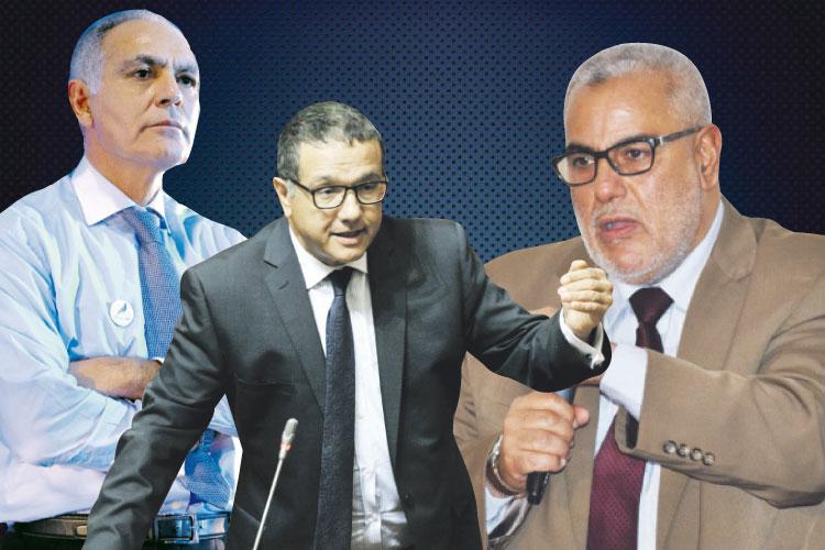 صورة أزمة داخل الحكومة والحزب الحاكم يهدد بانتخابات سابقة لأوانها