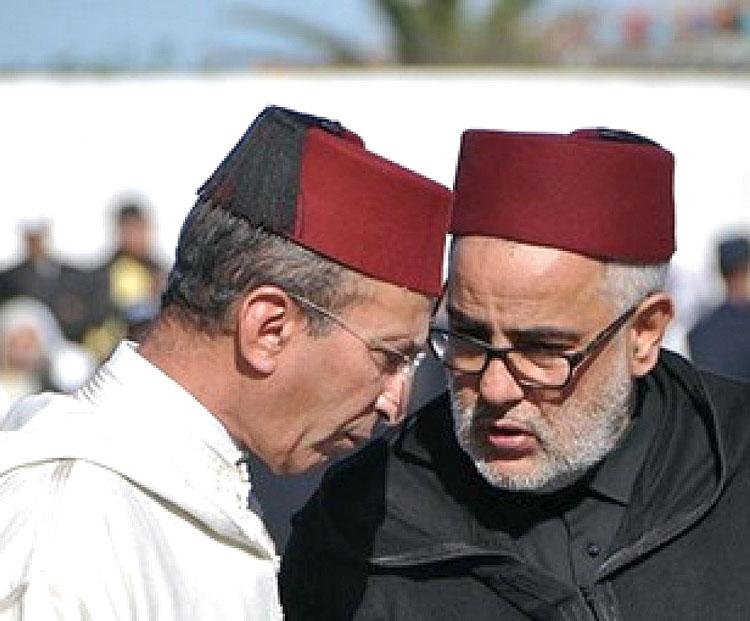 بنكيران يشتكي إلى حصاد والرميد بخصوص تهديد مرشحي حزبه