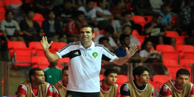الدكيك: «هدفنا الوصول إلى المربع الذهبي وضمان بطاقة العبور لكأس العالم المقبلة»