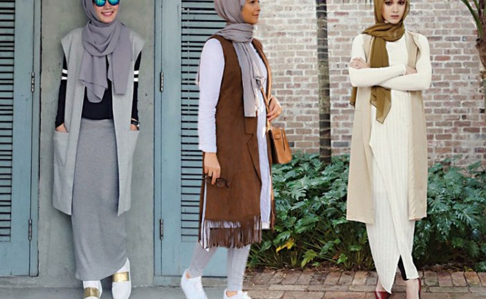 ملابس تزيدك تألقا مع الحجاب
