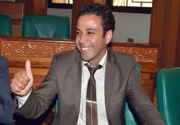 صورة اتهام رئيس مقاطعة السويسي بالرباط باغتصاب نتج عنه حمل