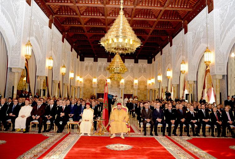 الملك يترأس بالرباط حفل إطلاق المشروع الجديد لمجموعة رونو بالمغرب