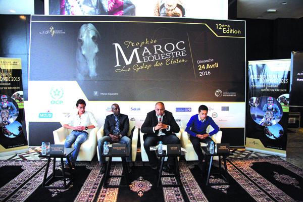 الفارس ودار: «سأشارك في الأولمبياد من أجل انتزاع إحدى الميداليات وأهديها إلى الشعب المغربي»