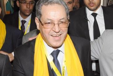 امحند العنصر : «سنغطي جميع الدوائر الانتخابية ونتوقع الحصول على 65 مقعدا في البرلمان»