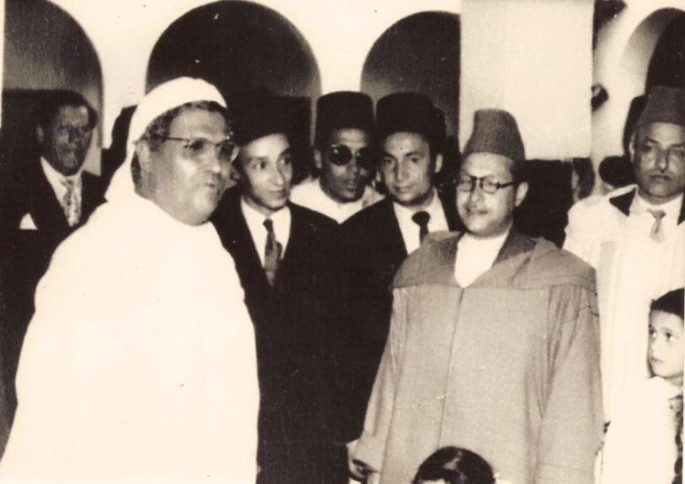 صورة محمد الفاسي.. وزير التعليم الذي تزوج مليكة الفاسي فأنجبا وزيرا للسكنى