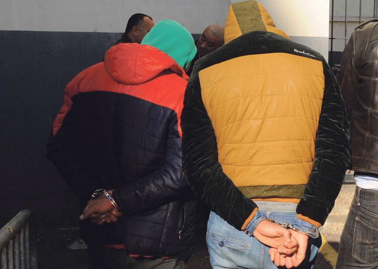 درك برشيد يحقق في وجود عصابة ملثمين تستهدف الأطفال «الزوهريين»