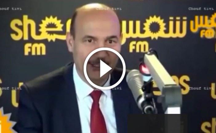 شاهد بالفيديو : ما قاله وزير الطاقة والمناجم التونسي بخصوص المغرب