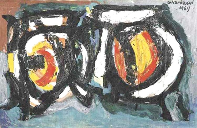 صورة بعد أن حقق ثمنها 7 ملايين درهم عدة جهات تدعي ملكيتها لوحة الفنان الراحل الغرباوي