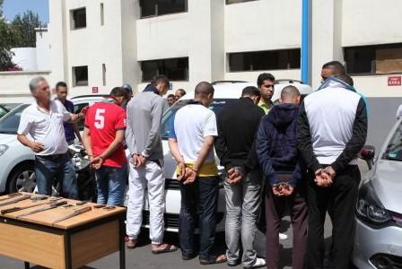 تفكيك 667 عصابة «كريساج» منذ تعيين الحموشي مديرا للأمن الوطني