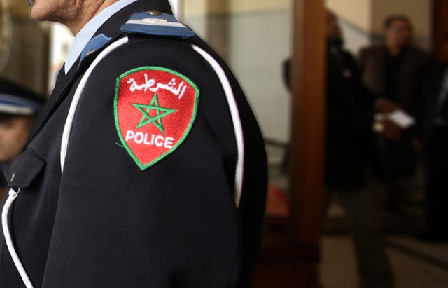 صورة اعتقال ضابط ممتاز ومفتشي شرطة بمراكش متهمين بالارتشاء وإطلاق سراح تاجر مخدرات