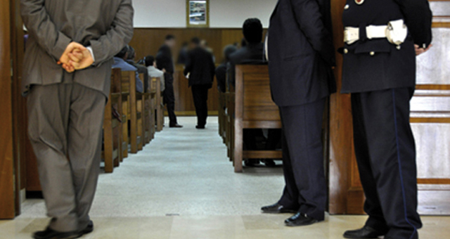 جنايات فاس تحقق مع متهم بالسطو على وكالة بنكية ببولمان