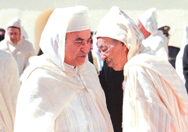 صورة الحسن الثاني.. أوصى بعشاء يراعي نظام الحمية لليوسفي ورفض لفت نظر رئيس تحرير بسبب صورة ملكية