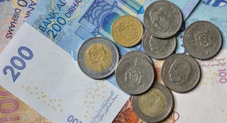 ارتفاع قيمة الدرهم مقابل الأورو