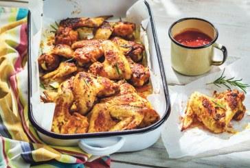 دجاج مشوي باليازير