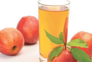هل يؤدي عصير التفاح إلى الإسهال؟