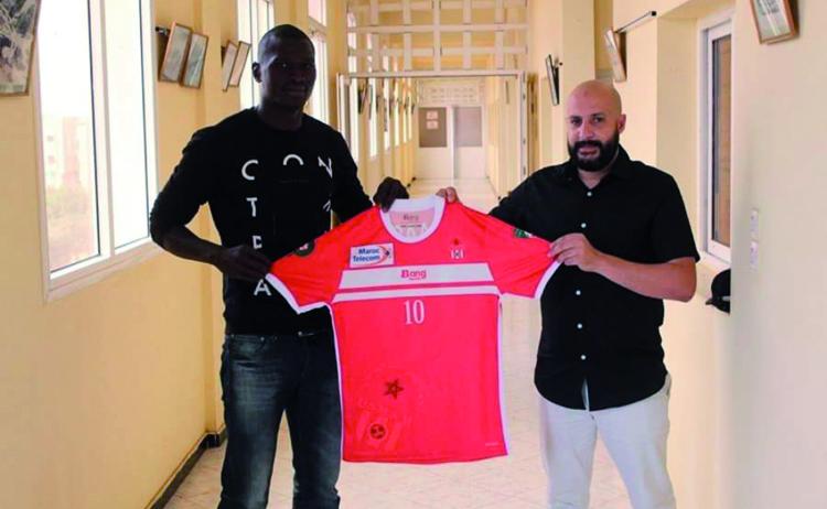 أيت ملول يتعاقد مع هداف الدوري المغربي قبل أربع سنوات
