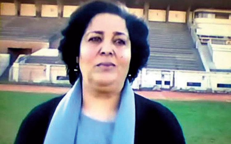 صورة سميرة الزاولي.. ماتت وفي جيبها فاتورة غير مؤداة وعن يمينها ملف طبي مكلف