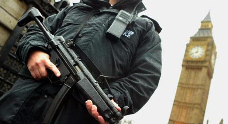 شرطة لندن تلقي القبض على رجلين للاشتباه في إعدادهما لشن هجمات
