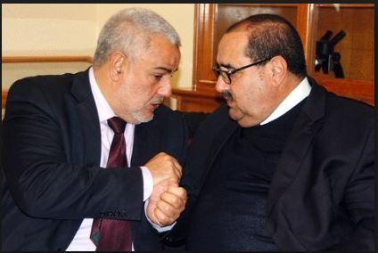 بعد العنصر وشباط ..بنكيران يلتقي لشكر ضمن مشاورات تشكيل الحكومة