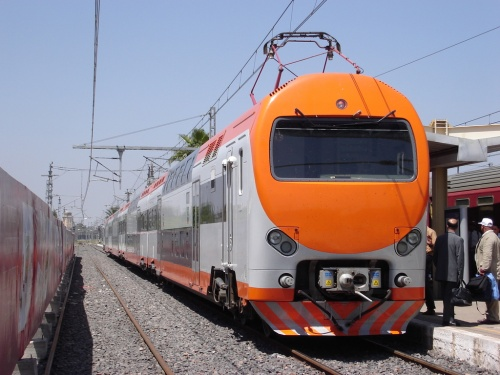 وفاة أربعينية على متن القطار تربك حركة القطارات لأكثر من ساعتين
