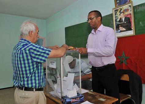 نسبة التصويت بأكادير تصل إلى 8.14 في المائة إلى غاية منتصف اليوم
