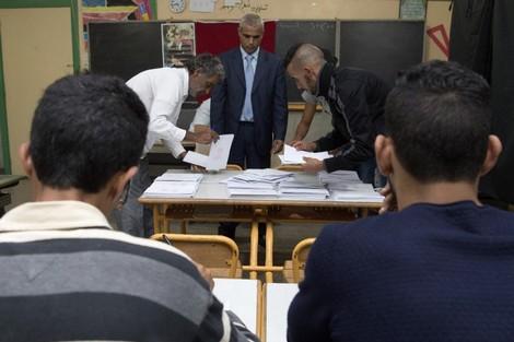 نسبة المشاركة في الانتخابات التشريعية تصل 43 في المائة