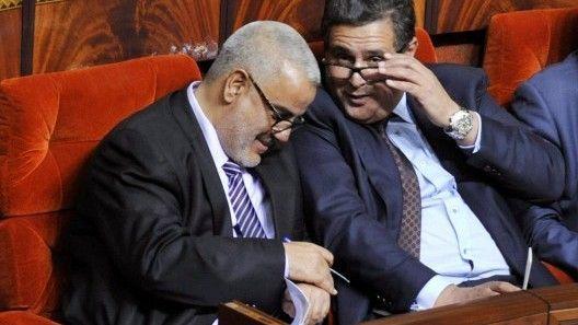 بنكيران يلتقي أخنوش والعنصر للتفاوض حول المشاركة في الحكومة