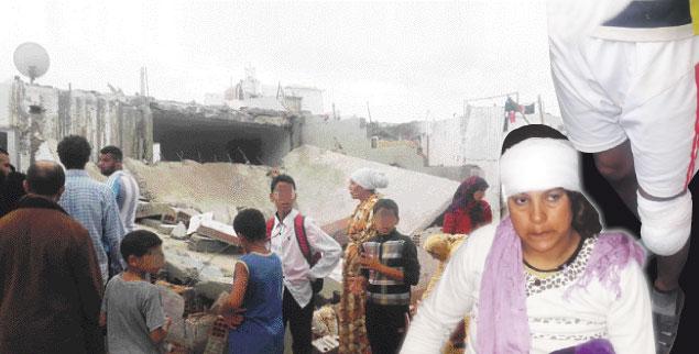 """مواجهات عنيفة بأصيلا بين القوات العمومية وسكان براريك حي """"المكسيك"""""""