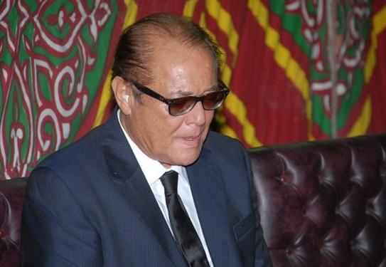 وفاة الفنان محمود عبد العزيز