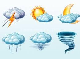توقعات الطقس ليوم الأربعاء