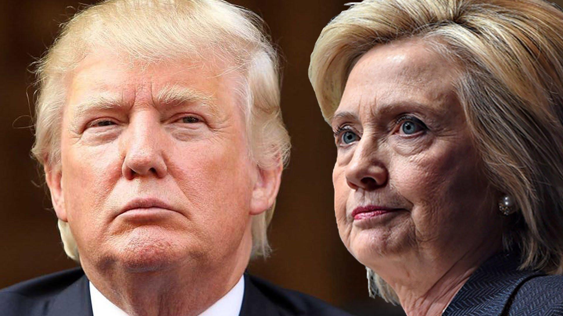بعد سباق محتدم مع كلينتون ..الأمريكيون يختارون ترامب رئيسا للولايات المتحدة